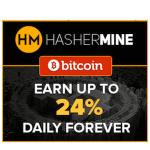 最新ハイプのHASHERMINE(ハッシャーマイン)!5月スタートのビットコイン投資を紹介!