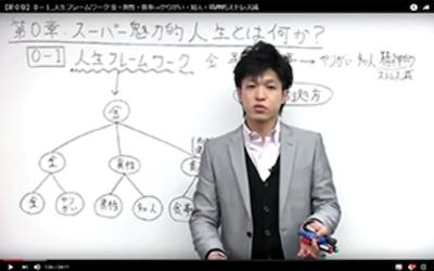 加藤将太さんの無料特典その5スーパー魅力セミナー(約16時間半)