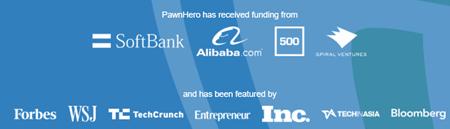 ヒーローの出資企業一覧