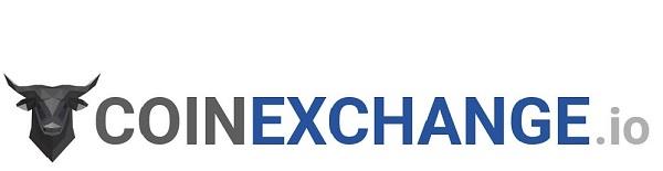 コインエクスチェンジのロゴ