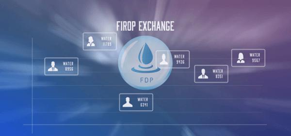 フィロップのICOプロジェクトの取引所のイメージ