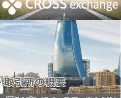 クロス取引所の概要・取引方法・使い方