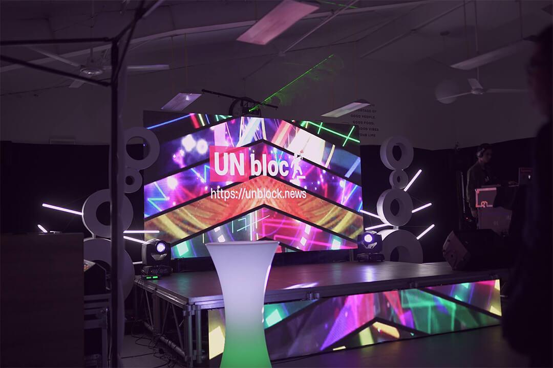 UNblock Party
