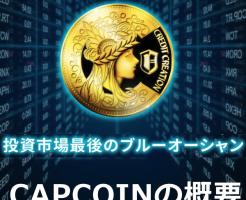 キャップコインの概要