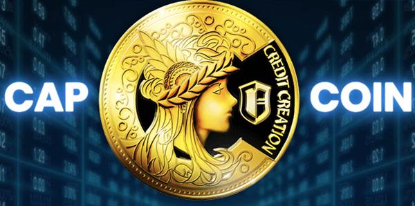 キャップコインのバナー