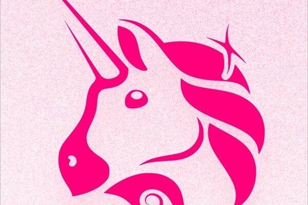 ユニスワップのロゴ