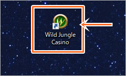 ワイルドジャングルカジノのショートカットキー