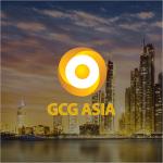 GCGアジアのロゴ