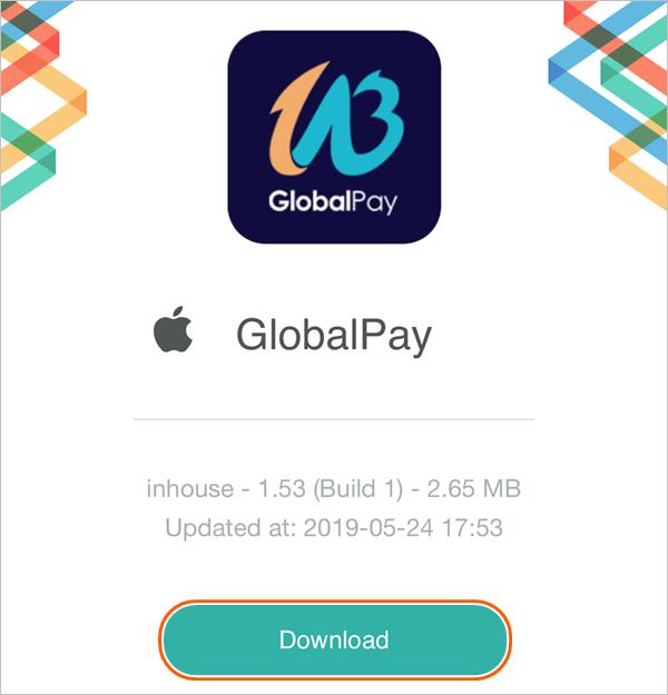 グローバルペイのバージョンアップ情報