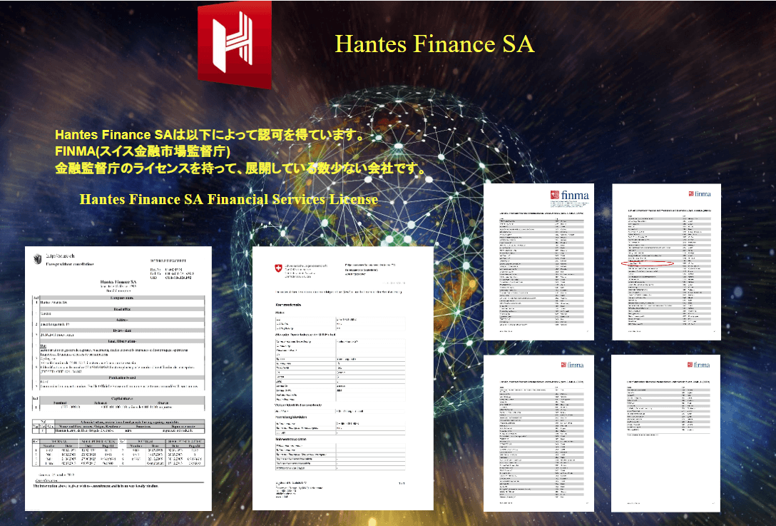 HantesFinance金融グループ