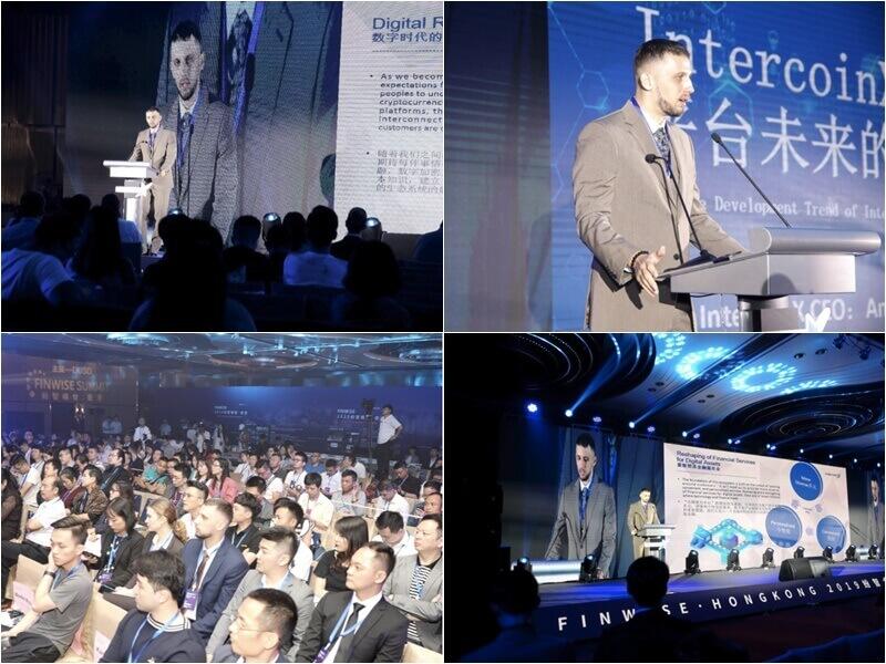 20190528インターコインエックス(ICC)の香港カンファレンス参加の模様