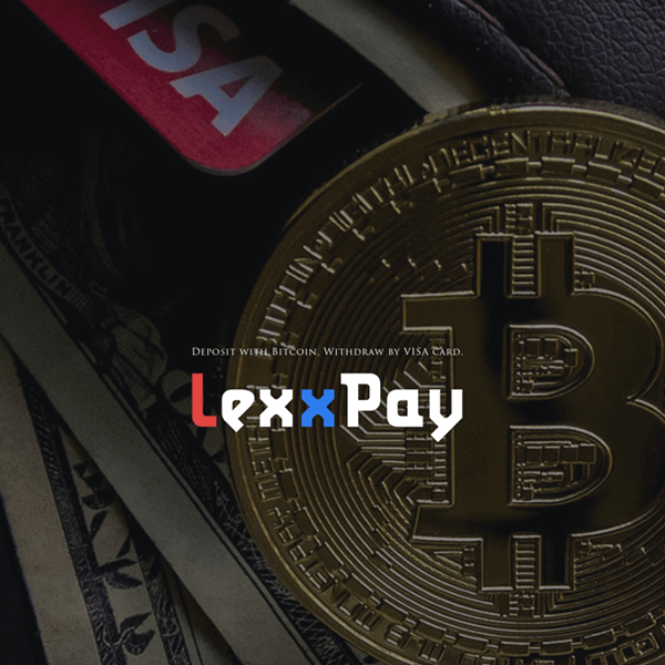 LexxPayのロゴ