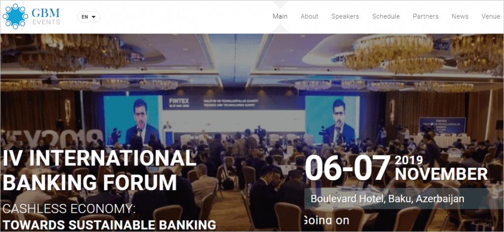 クロスエクスチェンジIV国際銀行会議