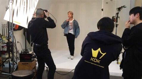 KOKウォレットが韓国の元アイドルと契約