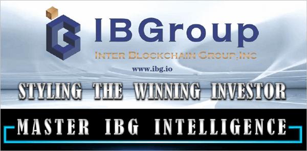 IBGroupのロゴ