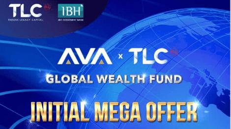 AVA×TLCのスタートキャンペーン