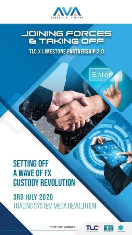 TLCとAVAの合併ライムストーンFX