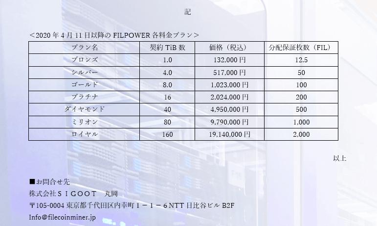 20210411フィルパワー新料金